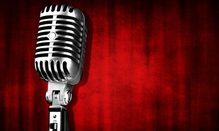 Standup Comedy at The Comedy Zone (Up to 49% Off)
