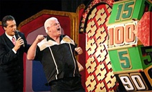 "$21 to See ""The Price Is Right"": Live Stage Show on May 14 at 7:30 p.m. at the Bayou Music Center (Up to $42.49 Value)"