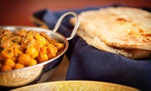 $15 for $30 Worth of Indian Cuisine at Da India Curry House