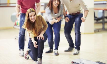 $49 for Four Months Unlimited Bowling Up to Six People at Coronation Bowling Centre (Up to $450 Value)