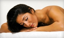 One or Two 90-Minute Spa Packages with Wraps and Massage at Natural Rhythm Healing Hut (Up to 71% Off)