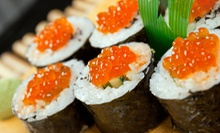 Sushi and Japanese Hibachi Steaks at Yue-Sun Restaurant (Half Off). Two Options Available.