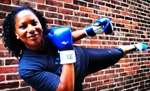 One or Two Months of Unlimited Kickboxing Classes at bFIT4Life Ministries Studio (Up to 58% Off)
