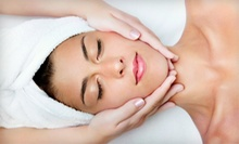 Mother's Day Spa Package for One or Two with Facial, Massages, and Wine at M Spa and Skincare (Up to 55% Off)