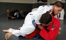 5 or 10 Brazilian Jujitsu Classes at Modern Martial Arts NYC (Up to 79% Off)