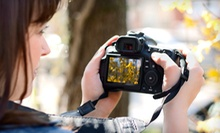 $44 for a Two-Hour Photography Class from roberta fineberg photography ($99 Value)