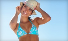 One or Four Spray Tans at Smart Tan for Health & Wellbeing (Up to 52% Off)
