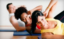 One Month of Fitness Classes or 10 Classes at Body Rebellion Boot Camp Fitness and Wellness Center (Up to 71% Off)