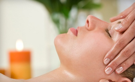One, Three, or Five Reflexology, Reiki, or Aromatherapy Treatments at Harmony Life (Up to 68% Off)