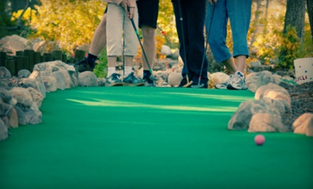 $20 for $40 Worth of Batting-Cage, Mini-Golf, and Driving-Range Play at Cole's River Family Fun Center