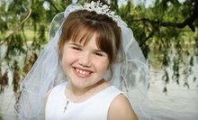 $59 for a One-Hour Photo Session with DVD Slideshow, and Prints at Photography by Angel (Up to $232 Value)