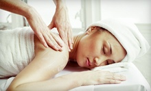 Hot-Stone Massage, or Deep-Tissue Massage with Option for Facial at Touch of Pure Joy Massage &amp; Day Spa (Up to 59% Off)