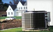 $39 for a Heating-and-Air-Conditioning Tune-Up from Aire Serv ($139 Value)