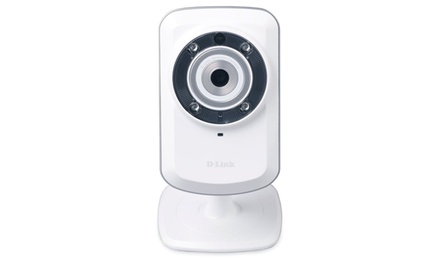 D-Link Wireless Day/Night Network Surveillance Camera (DCS-932L)