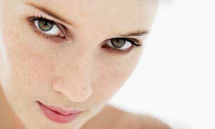 Lash Extensions with Optional Touch-Up at  Loughner Massage & Lash Boutique (49% Off)