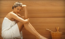 One or Three Private Infrared-Sauna and Light-Therapy Sessions at A Place to Relax Massage & Skin Care (Up to 68% Off)