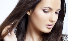 Haircut with Highlights or Keratin Glazing at Beauty Queen Salon in San Carlos (Up to 56% Off)