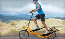 Four-Hour ElliptiGO Rental for One or Two from Utah Home Fitness (Up to 75% Off)