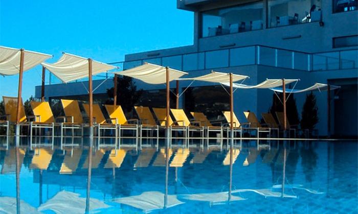 Água Hotels Mondim de Basto 4* — Vila Real: 1-2 noites para dois com meia pensão, spa e welcome drink desde 79€