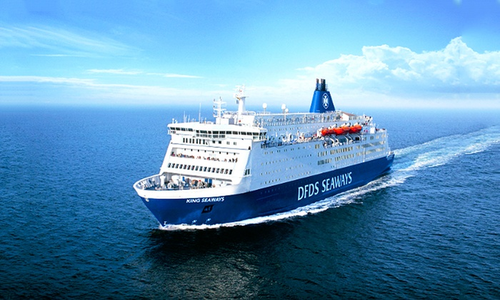 Dfds Seaways Deal Of The Day Groupon