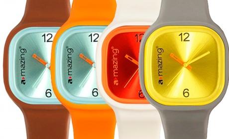 A-mazing — Colombo e Almada Forum: relógio Jelly e 3 braceletes à escolha desde 19,90€