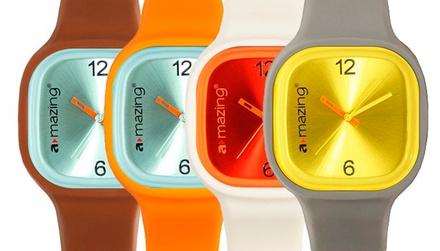 A-mazing — Colombo e Almada Forum: relógio Jelly e 4 braceletes à escolha desde 19,90€