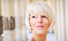 Haircut and Style with Option for Full Colour at 53 Karat (Up to 51% Off)