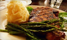 Steakhouse Cuisine for Two or More or Four or More at The DeLand Stockyard (Half Off)