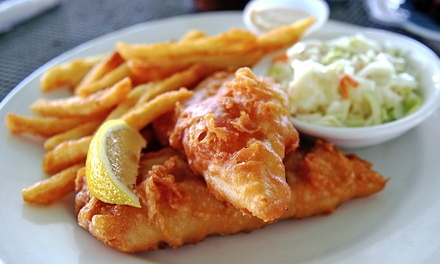 $12 for $20 Worth of Pub Food at The Phoenix on Westheimer