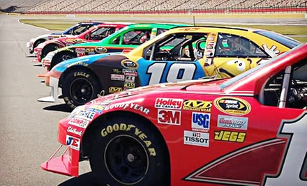 Three-Lap or Three-Hour Racing Experience from NASCAR Racing Experience (Up to 51% Off)