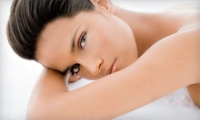 90-Minute Signature Facial with Optional Back Treatment and Therapeutic Massage at Angelic Gardens (Up to 53% Off)