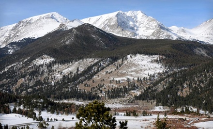 2-Night Stay for Two with Wine Tasting at Boulder Brook on Fall River in Estes Park, CO