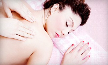 One Swedish Massage or One or Two Deep-Tissue Massages at MJ's Massage Studio (Up to 60% Off)