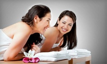 $159 for a Spa Package for Two with Massages, Facials, and Pedicures at Phoenix Salon & Spa ($350 Value)