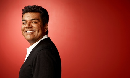 George Lopez at Wilbur Theatre on Friday, December 5, at 7:30 p.m. or 10 p.m. (Up to 50% Off)