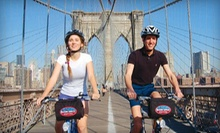 All-Day Performance Hybrid Bicycle Rentals for Two or Four from Blazing Saddles (Up to 53% Off)