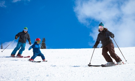 Lift Ticket for Two, Four, or Six or One Lift Ticket with Rentals at Whaleback Mountain (Up to 56% Off)
