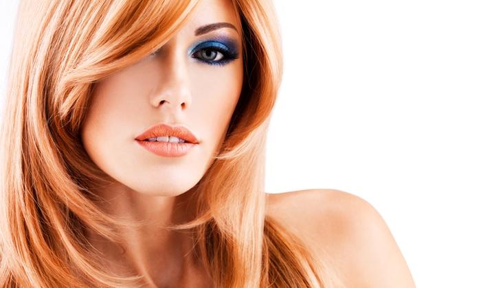 Parrucchieria Hairstore - Macerata: Taglio e piega con in più trattamenti a scelta come lucidante, colore o shatush da 19,90 €