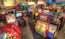 $195 for a Silver Birthday-Party Package for Up to 15 Children at Bounce-a-Rama ($395 Value)