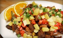 $15 for $25 Worth of Spanish-Filipino Food at Patio Filipino Restaurant