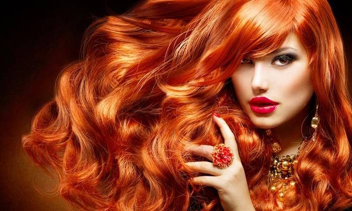 Nem Parrucchieri - N&M PARRUCCHIERI: Bellezza capelli con taglio e colore più shatush e trattamento ricostituente (sconto fino a 75%)