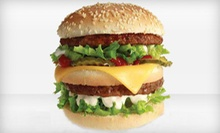 $6 for $12 Worth of Burgers, Fries, and Shakes at Arctic Circle