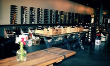 Wine and Cheese Tasting for Four or $12 for $25 Worth of Wine Flights and Tasting Bites at Capri Cellars