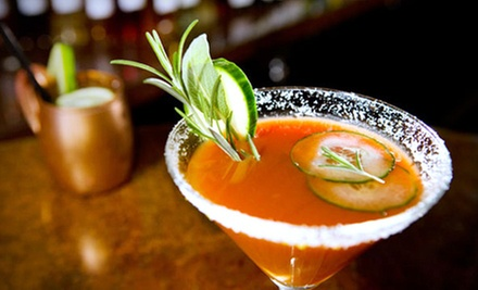 $20 for $40 Worth of Locally Sourced Pacific Northwest Food and Drinks at The Gilt Club Restaurant