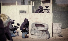 Paintball for 2 or 4 with Gear or Kids' Paintball Party for Up to 10 at Las Vegas Premier Paintball (Up to 57% Off)
