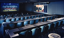 Movies, American Food, and Drinks at Cinema Grill (Half Off). Two Options Available.
