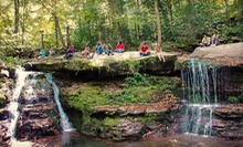 $35 for Choice of Day Hikes with Transportation Included from Vertically Inclined ($75 Value)