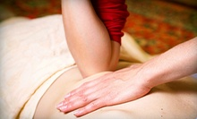 One or Three 80-Minute Sessions at Charles Hung Certified Rolfer (Up to 56% Off)