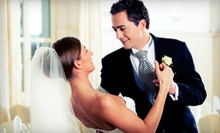 Beginner Dance-Lesson or Wedding-Dance Preparation Package at Boleros Dance Club (Up to 61% Off)
