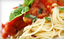 $10 for $20 Worth of Upscale Bistro Cuisine for Dinner, Valid Monday–Thursday at Vintage House Café